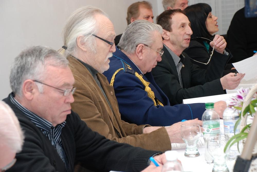 Засідання ОКУ